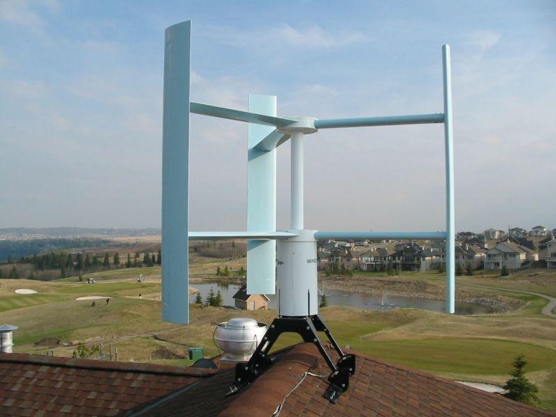 Ветряк для дома своими руками фото
